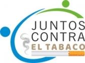 JUNTOS CONTRA EL TABACO Logo